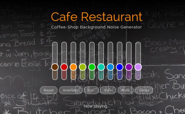 Cafe Restaurant: Den Klassiker selbst modifizieren