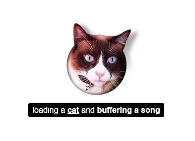 Procatinator: Lade Katze