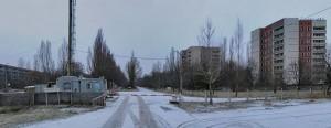 Prypjat im Winter - yandex.ru