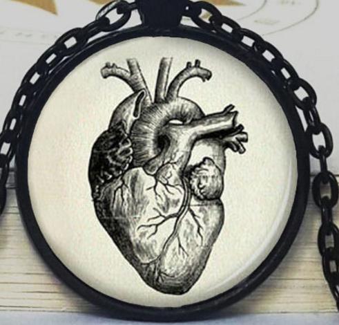 Ein anatomisch korrekteres Geschenk von Herzen?