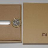 Xiaomi-Schachtel-Größenvergleich-1-Euro-Stück