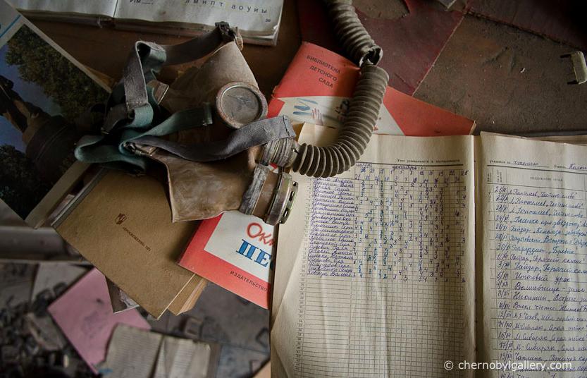 Eines der beliebtesten Bilder der Chernobyl Gallery