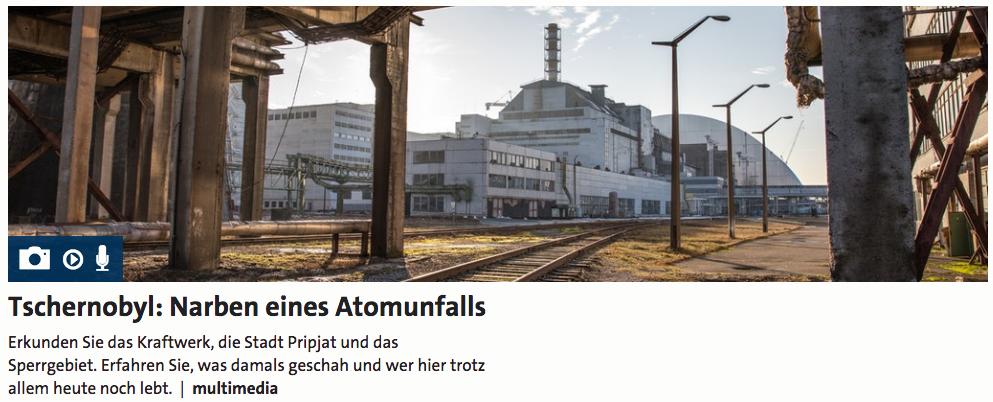 WDR Mediathek: 30 Jahre Tschernobyl