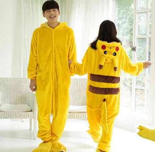 Pikachu Onesie: Macht sich bestimmt auch gut bei Junggesellenabschieden...