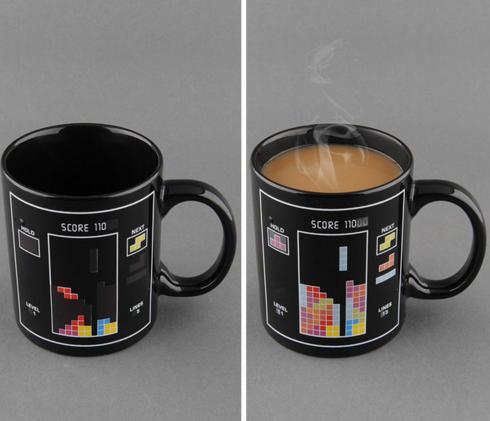 Heißer Kaffee bringt dich im Spiel voran