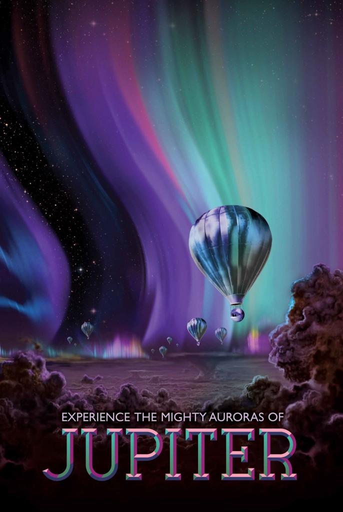Jupiter - NASA/JPL