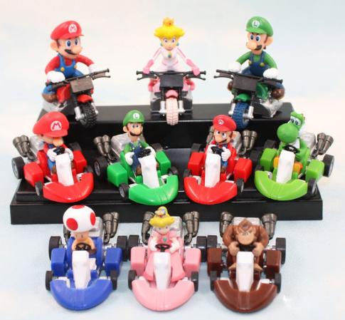 Mario und seine Karts