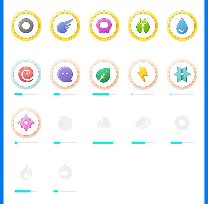 Pokémon Go: Die Medaillen sind jetzt hübscher und sogar nützlich