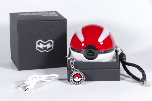 Pokéball-Powerbank: Amazon.de