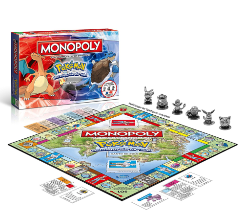 Poké-Monopoly: Amazon.de