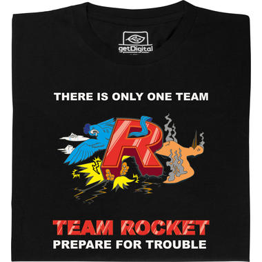 Team Rocket T-Shirt: getDigital