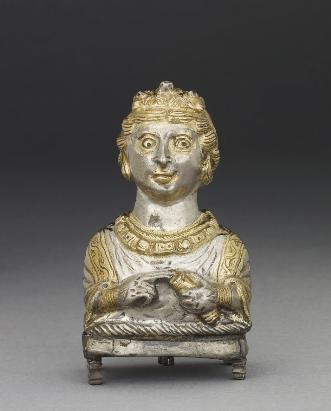 Ein Piperatorium (Pfeffertopf) aus dem Hoxne-Depotfund im British Museum.