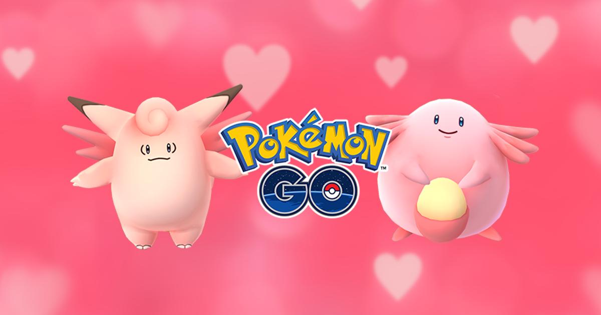 Pokémon GO Valentinstags-Event