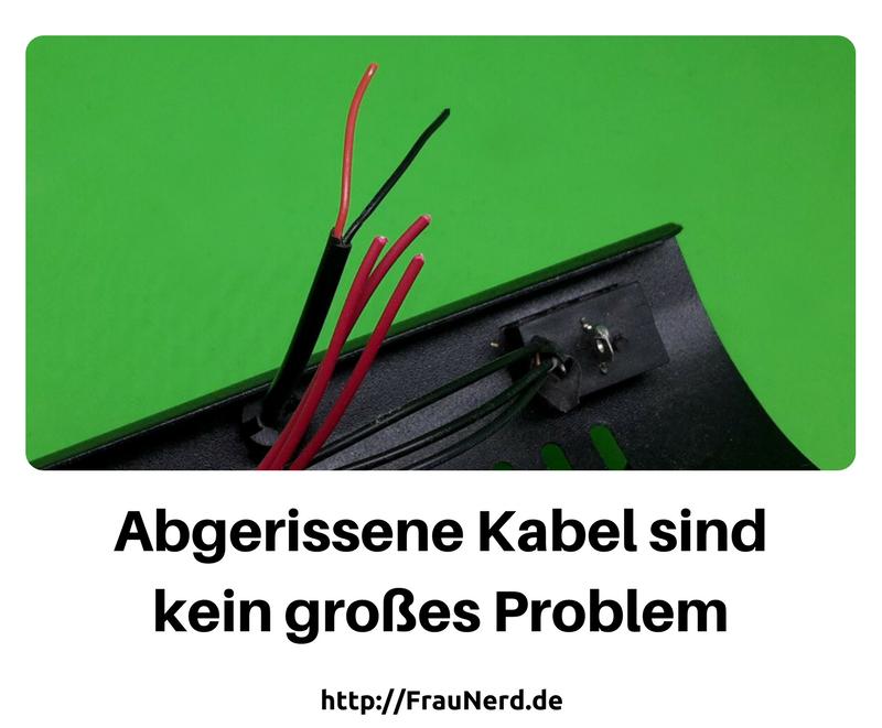 Defekten Laptop-Kühler reparieren: Abgerissene Kabel sind kein großes Problem